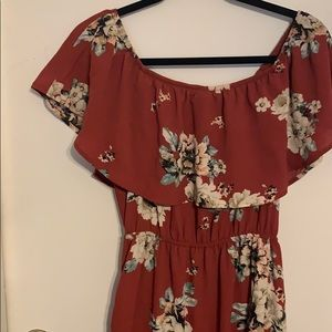 Cute Floral Dress-All Seasons!